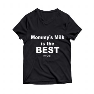 Mom's Milk is the Best Screen Print Tee