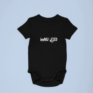 imNursed Screen Print Onesie